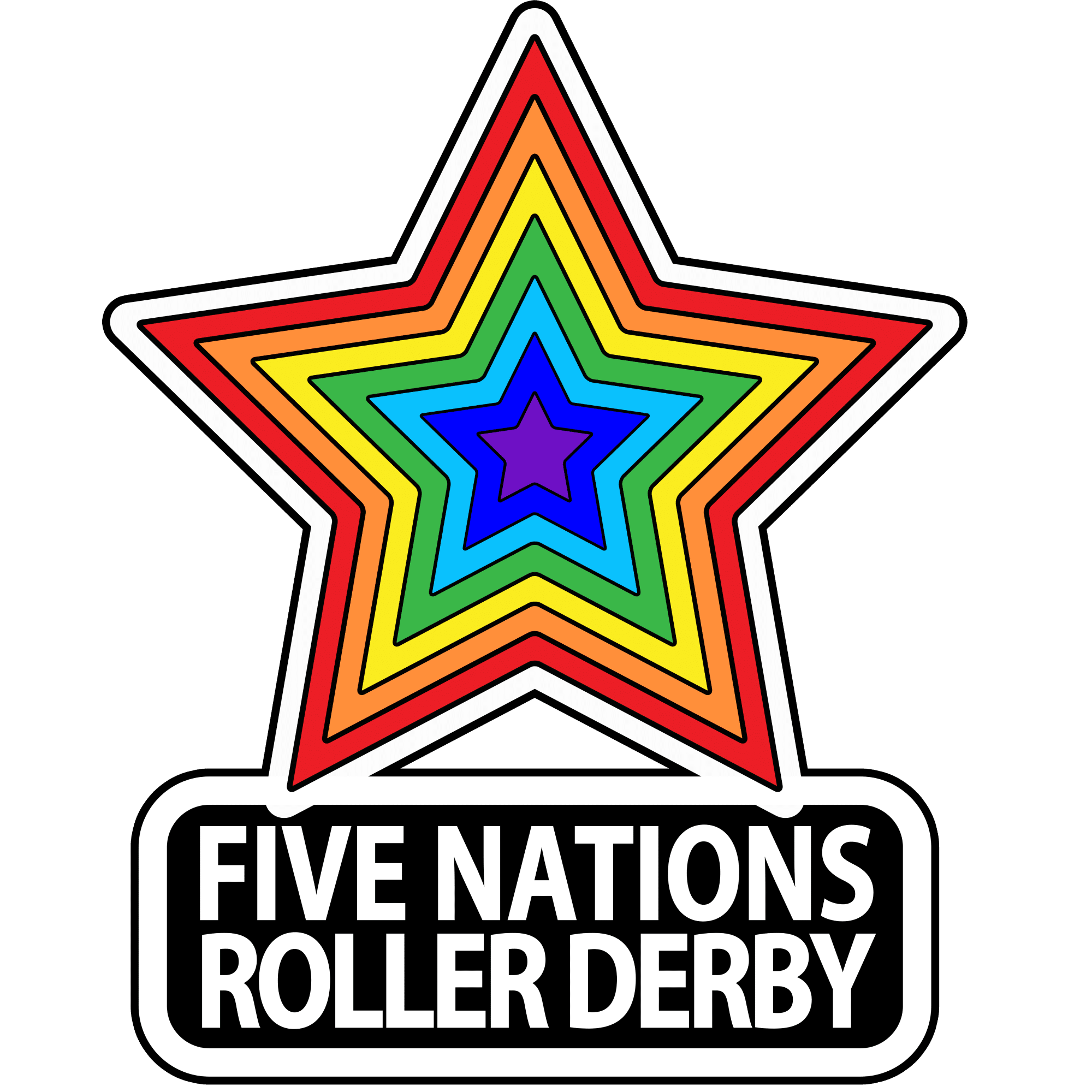 Five Nations Roller Derby